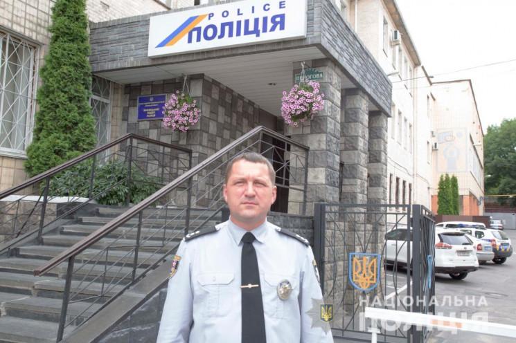У Вінниці призначено нового головного по…