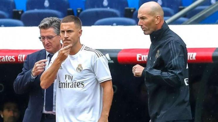 """Тренер """"Реала"""" Зідан оголосив, що зірка…"""