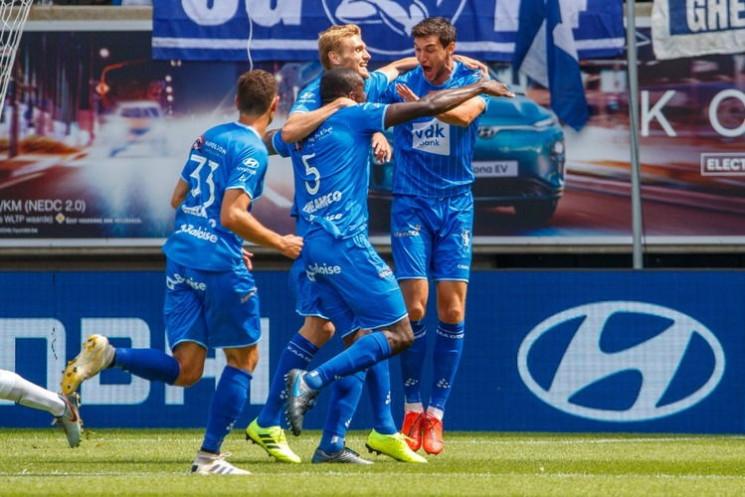 Українські футболісти в Бельгії дізналис…