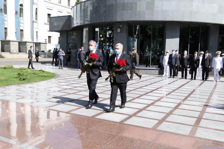Україну відвідав міністр Національної об…