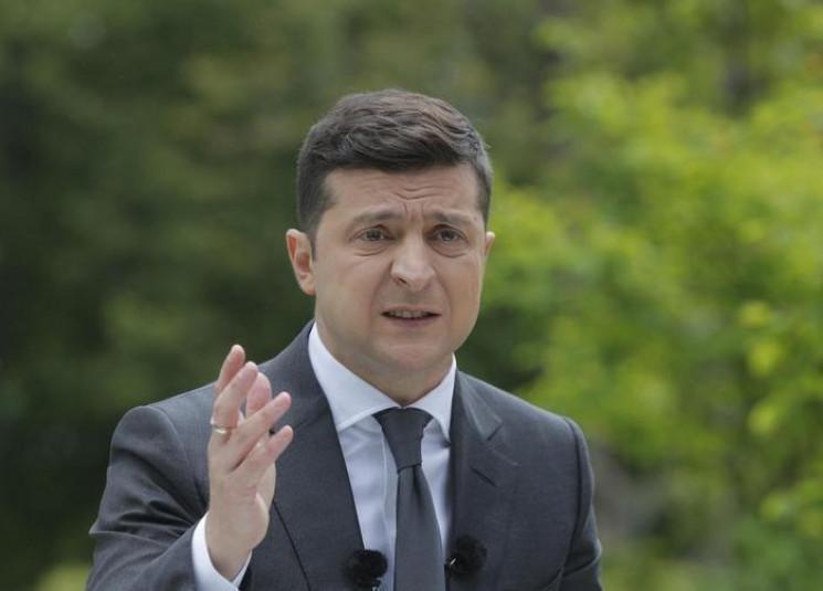 Зеленский хочет, чтобы депутаты сняли ог…