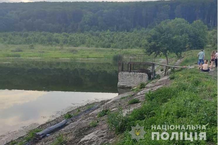 Трагедія: На Тернопільщині в ставку пото…