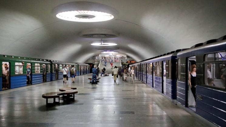 Харьковский метрополитен за первое полуг…