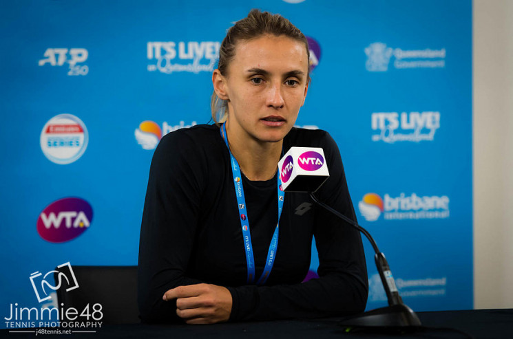 Звездная украинская теннисистка объяснил…