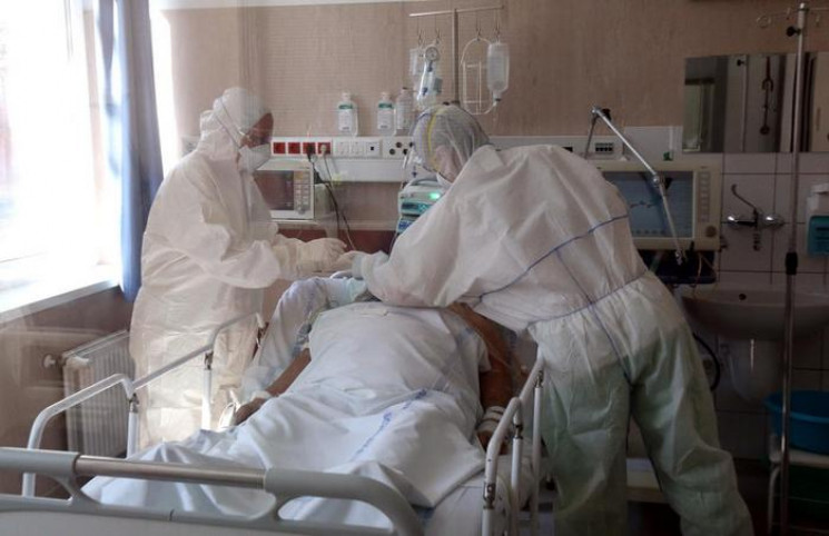 COVID-19: На Закарпатті лікарні потребую…