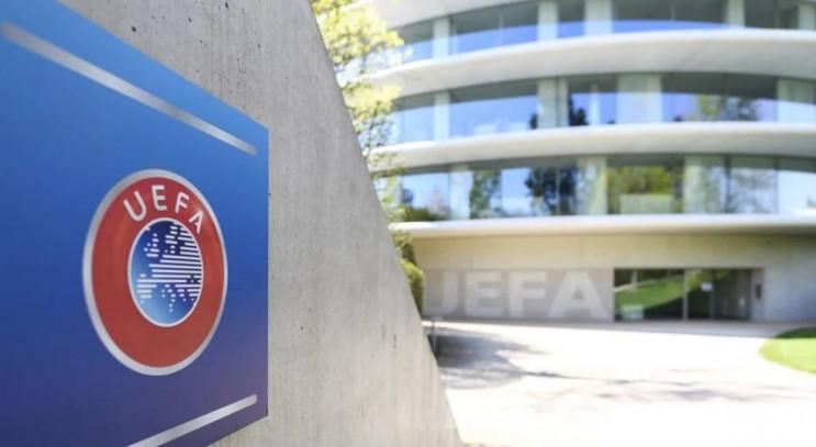В УЕФА жестко отреагировали на отмену ди…
