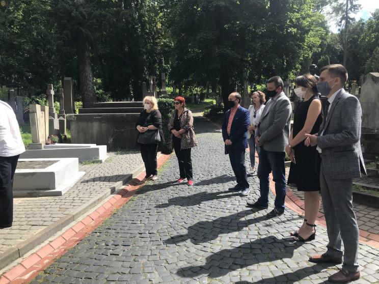 На Личаківському кладовищі вшанували пам…