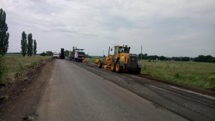 У Запорізькій області розпочали ремонт т…