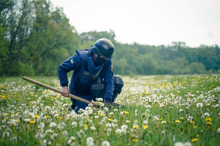 На Полтавщині виявили 25 снарядів часів…