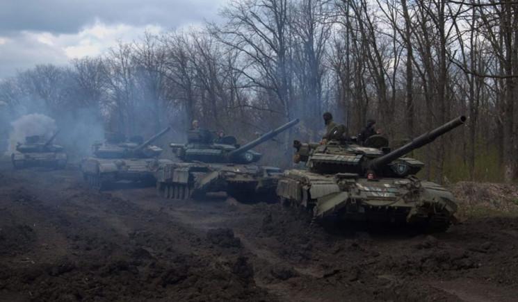 Під обстрілом російських найманців на До…