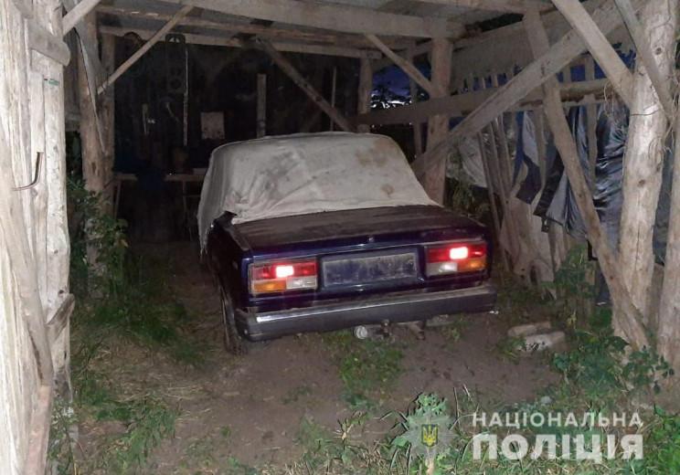 У вінничанина вкрали автомобіль, який ві…