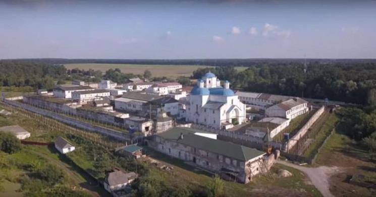 У Шостці на місці Гамаліївського монасти…