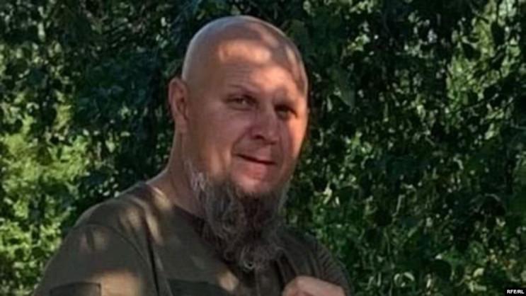 Брав у полон російського терориста Агєєв…