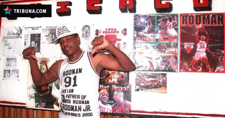 Помер батько легендарного баскетболіста,…