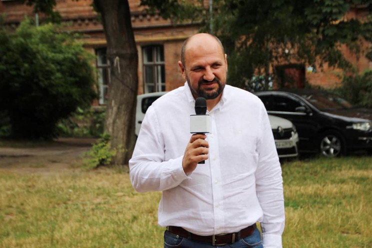 В Житомире взорвали гранату под домом эк…