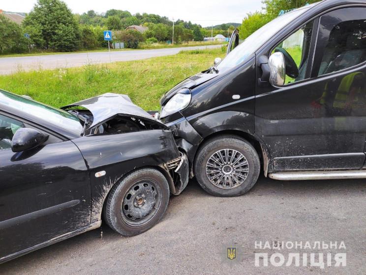На Тернопільщині у двох аварія травмувал…