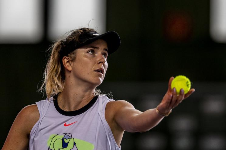 Українська тенісистка Світоліна готова в…