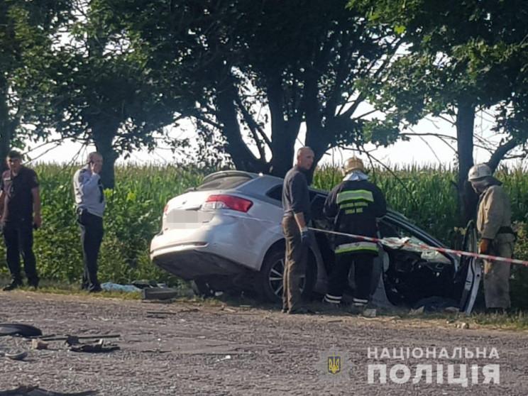 У страшній аварії в Мурованокуриловецько…