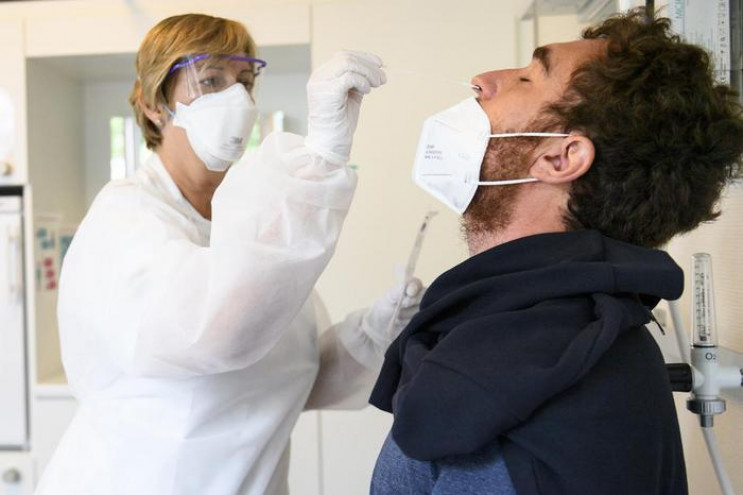 Коронавірус заполонив майже 62 тисячі ук…