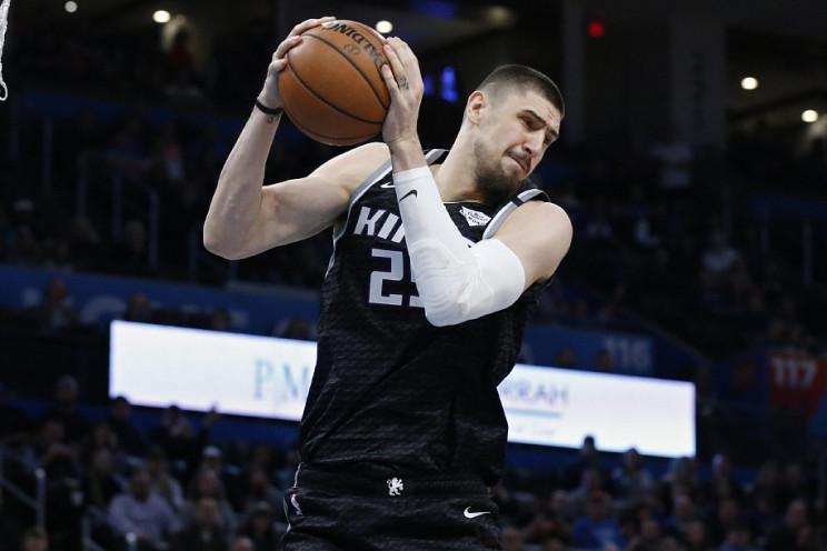 Украинский баскетболист Лень, который бо…