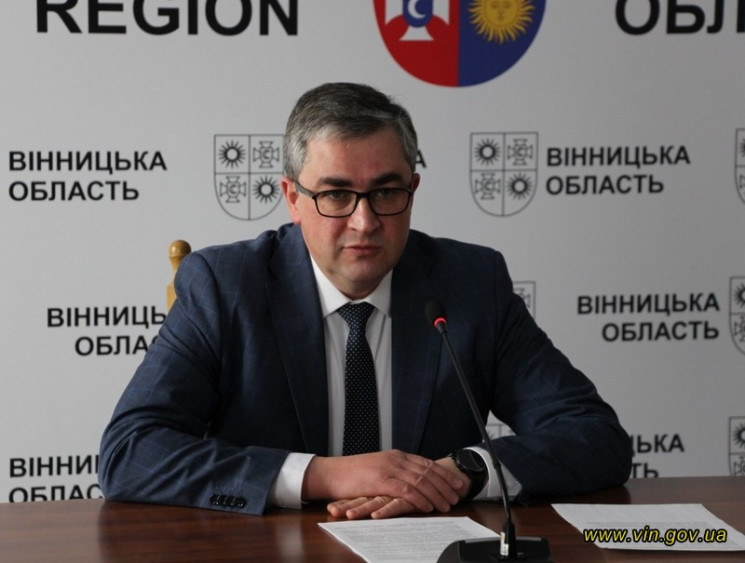 Ексголова Вінницької ОДА йде на вибори з…