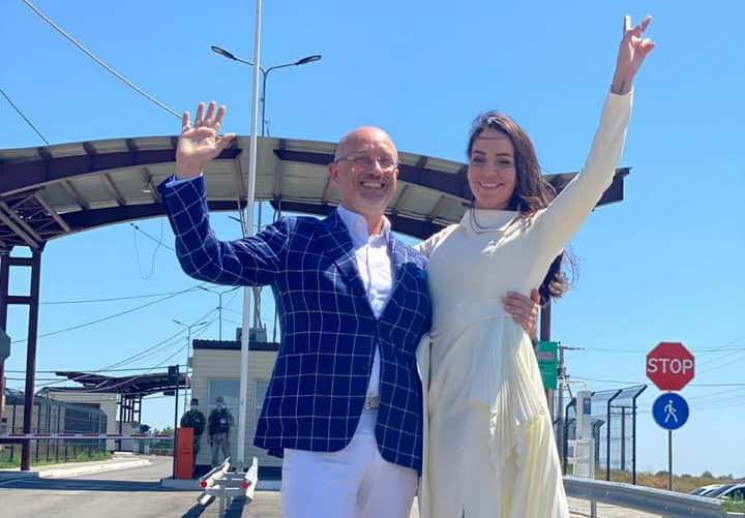 Віце-прем'єр Резніков одружився в пункті…