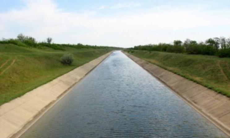 На Херсонщині у зрошувальному каналі вто…