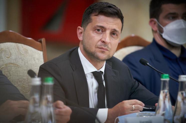 Перемир'я на Донбасі: Зеленський поговор…