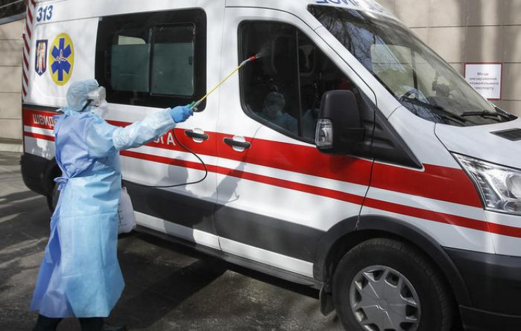 Коронавірус в Україні: За добу захворіли…