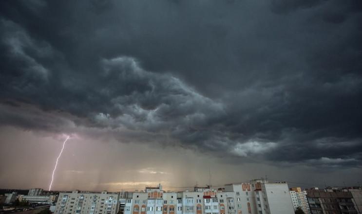 В Украине снова объявлено штормовое пред…