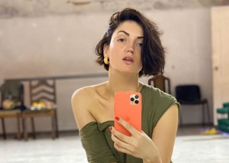Українська співачка, яка схудла, показал…