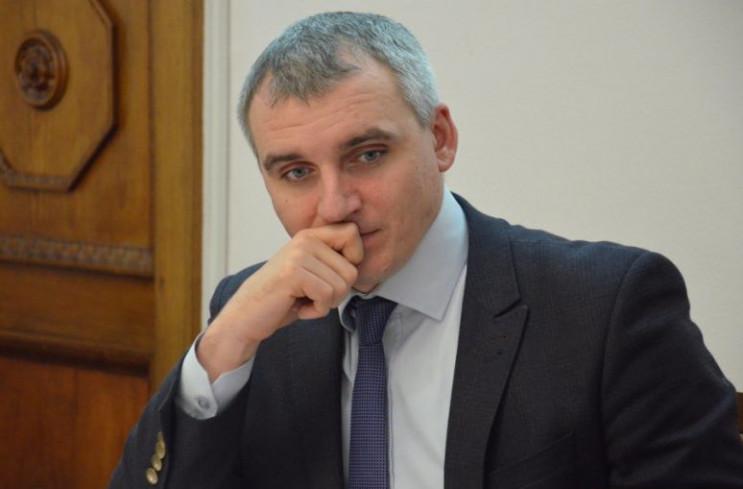 Мэр Николаева Сенкевич отправился в отпу…