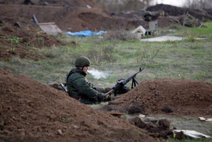 Окупанти з гранатометів обстріляли украї…