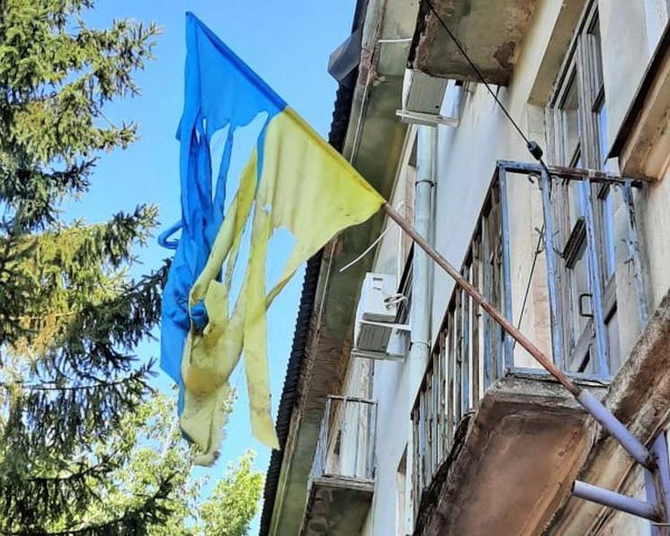 У місті на Дніпропетровщині невідомі пош…