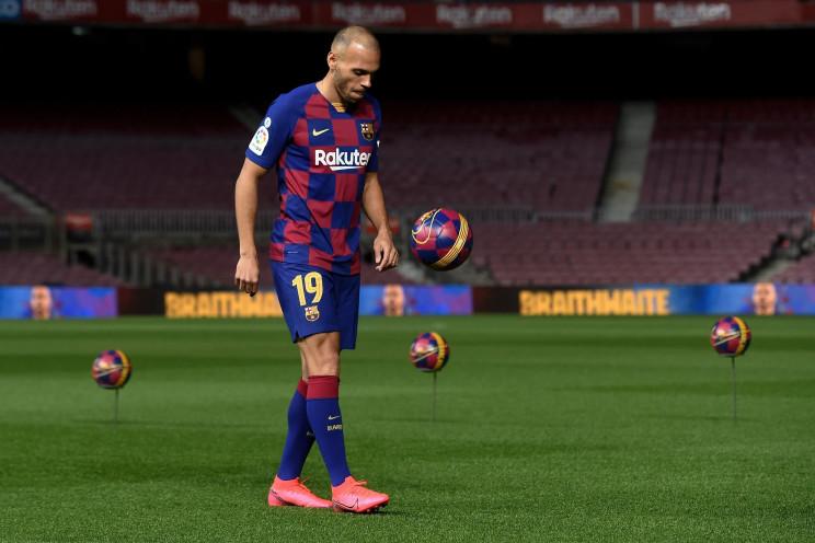 """Тренер """"Барселони"""" оголосив керівництву…"""