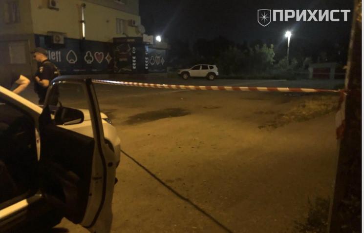 В Никополе под машиной нашли взрывчатку…