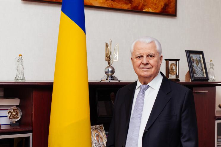 Кравчук таки очолить українську делегаці…