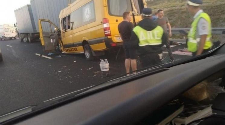 Автокатастрофа в Крыму: Количество жертв…