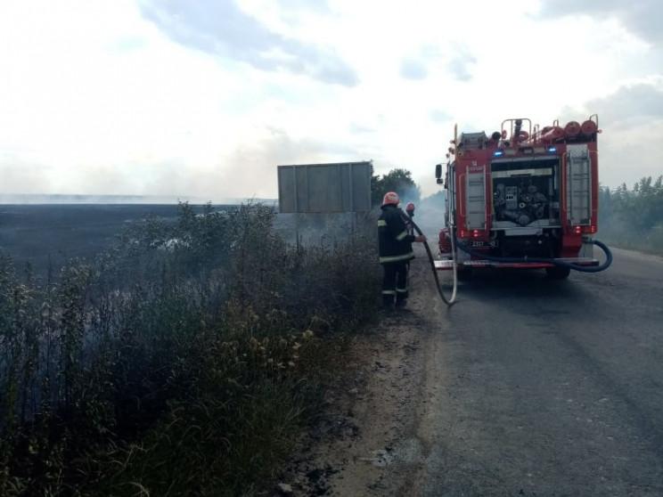 В десяти районах Вінниччини рятувальники…