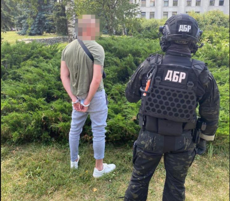 В Полтаве следователя ГБР и полицейского…
