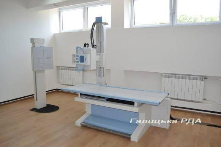У Галицькій лікарні встановили новий рен…