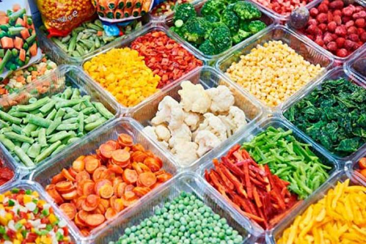 Заморожені продукти: Яких поширених упер…