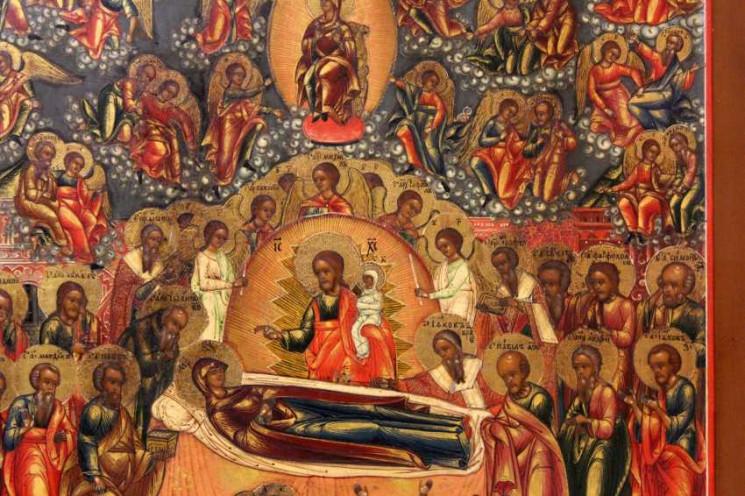 Успіння Пресвятої Богородиці: Історія, т…
