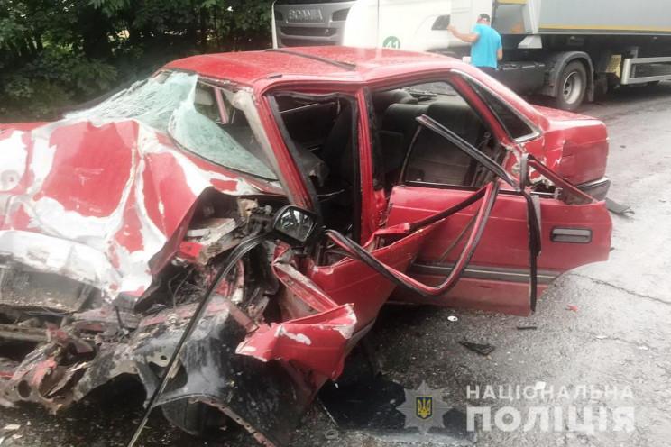 Житель Барського району загинув в аварії…