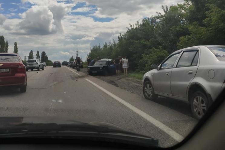 Аварія на Окружній: Рятувальники вирізал…