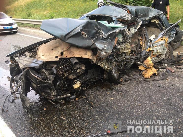 В Харькове произошла смертельная авария…