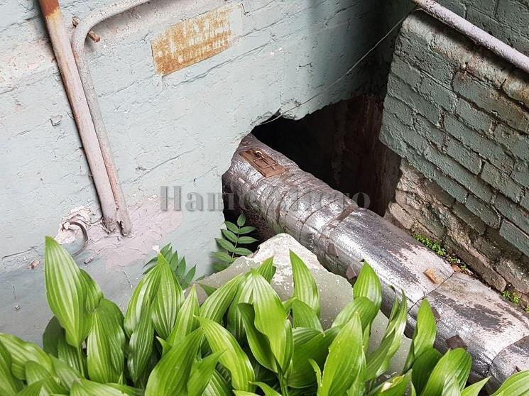В центре Днепра дома и машины спасают от…