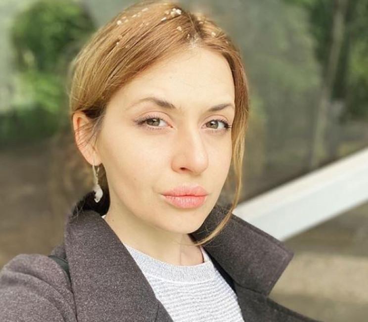 Избиение женщины в поезде Киев-Мариуполь…