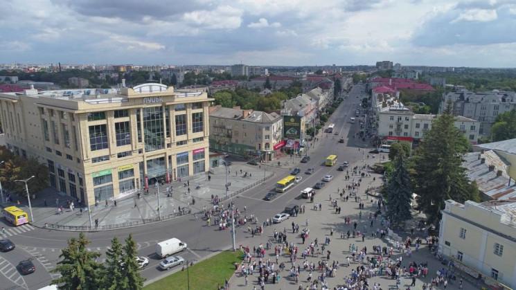В Луцке и Тернополе исчезли поезда…