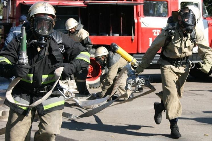 На Львівщині  виникла висока пожежна неб…